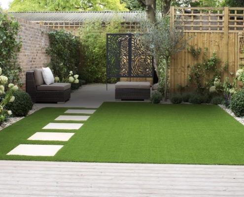 Artificial Grass for your garden