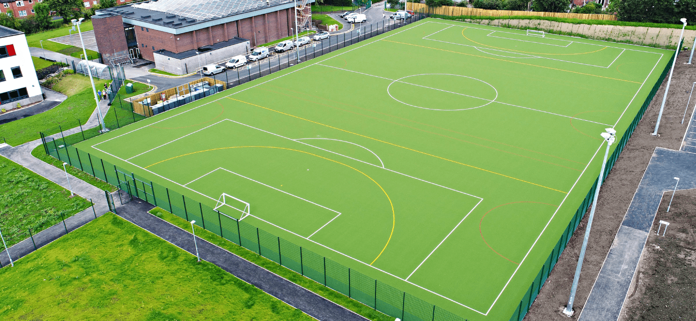 Football and Rugby Artificial Grass