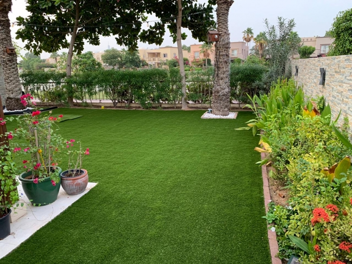 Artificial Grass Springs Dubai