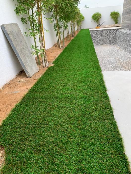 PureTurf Installation Barsha